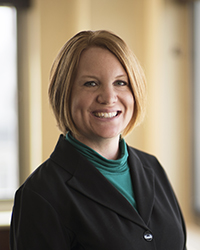 Betsy Gustison - EB Administration Trust Officer